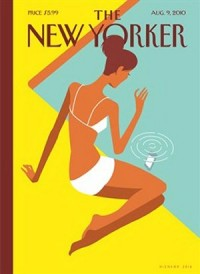 The New Yorker Cover August 2010